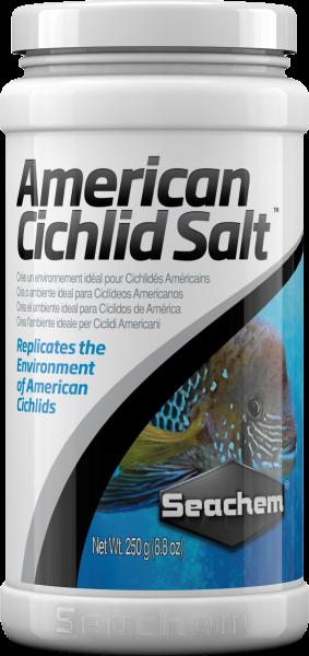 Bilde av Seachem American Cichlid Salt - 250g