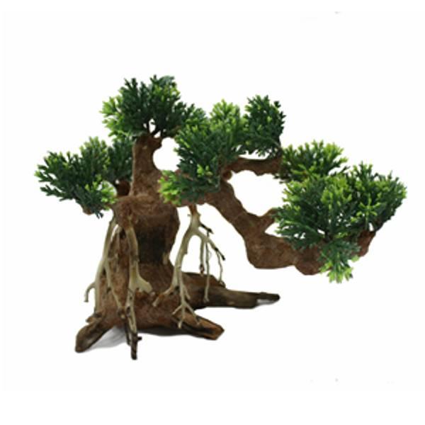 Bilde av BONSAI TREE WOOD SM 20X15X10