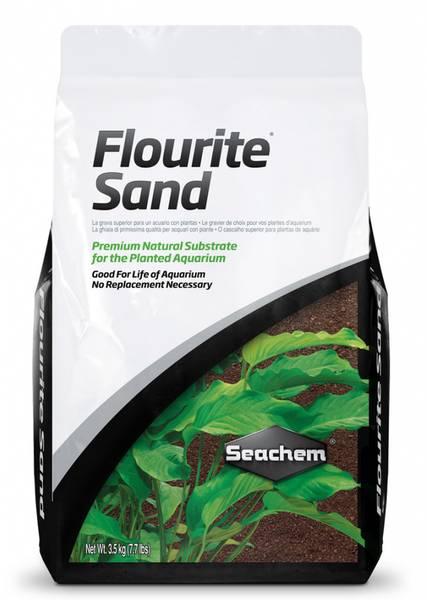 Bilde av Seachem Flourite Sand 7Kg