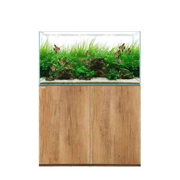 Bilde av Waterbox Clear 4820 inkl møbel Eik