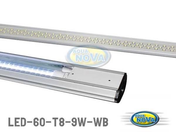Bilde av LED-60-T8-9W WB